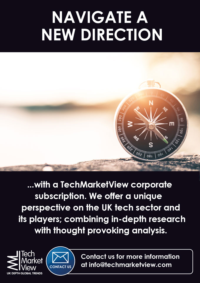 Navigate a new direction with a TechMarketView corporate subscription