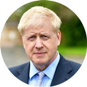 Boris Johnson (Twitter Photo)