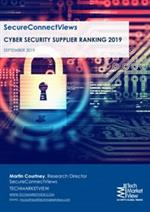 UK Cyber Secuity Supplier Ranking 2019