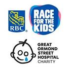 GODH RBC Race for the Kids logos