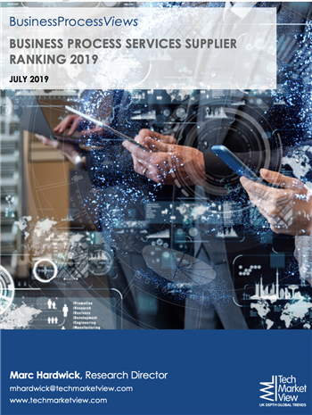BPS supplier ranking 2019