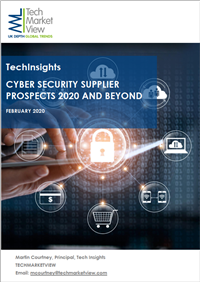* NEW RESEARCH * Cyber Security Supplier Prospects 2020 and Beyond