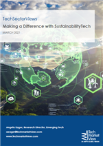 Making a Difference with SustainabilityTech cover image