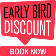 Early Bird book now