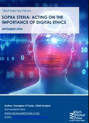 Sopra Steria & Digital Ethics report cover