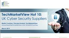 Hot 10 UK Cyber Security Suppliers