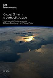 Global Britain in a Competitive Age report cover
