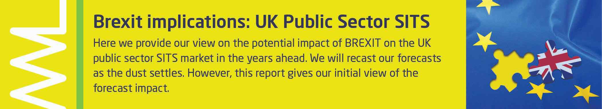 Brexit Implications for UK Public Sector SITS