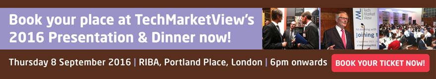TechMarketView Presentation and Dinner 2016