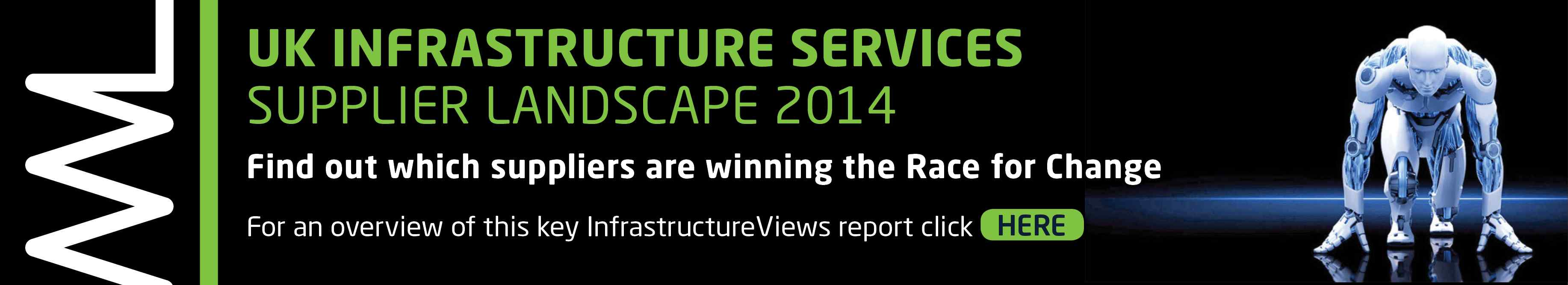 UK Infrastructure Services Supplier Landscape Report 2014