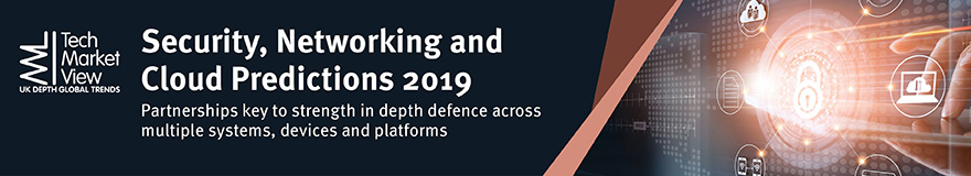 Security, Networking and Cloud Predictions 2019