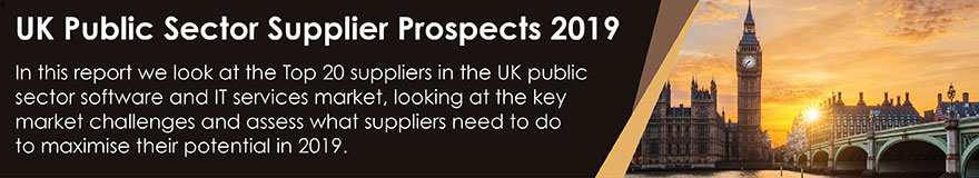 UK Public Sector Supplier Prospects 2019