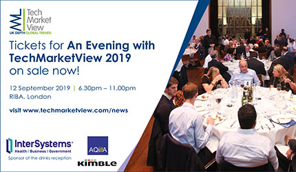An Evening with Techmarketview 2019