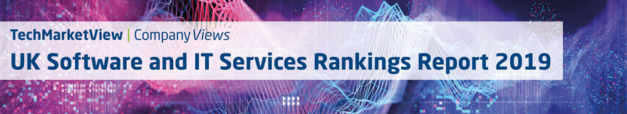 TechMarketview UK Software and IT Services Rankings Report