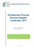 BPS Supplier Landscape 2011