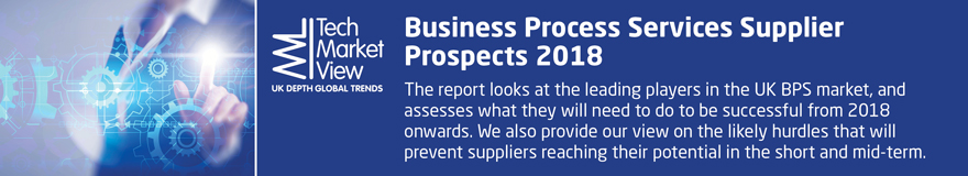 Business Process Services Supplier Prospects 2018