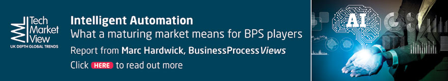 Intelligent Automation – What a maturing market means for BPS players