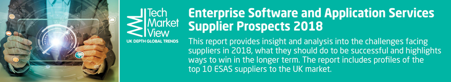 Enterprise Software and Applications services Supplier Prospects 2018