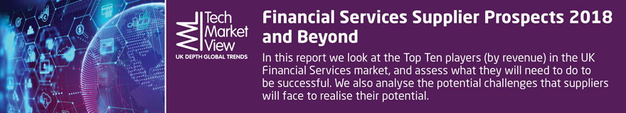 Financial Services Supplier Prospects 2018 and Beyond