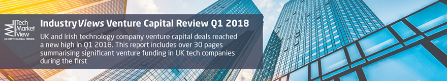 IndustryViews Venture Capital Review Q1 2018