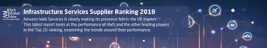Infrastructure Services Supplier Rankings Report 2018