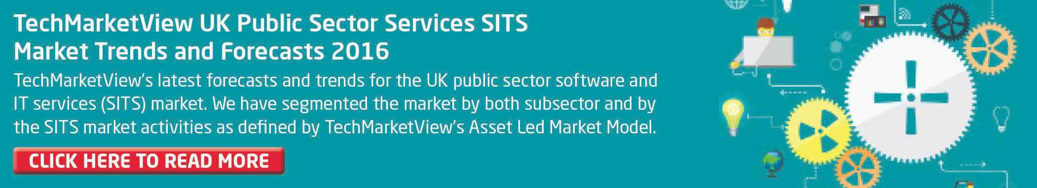 UK Public Sector Market Trends and Forecasts 2016