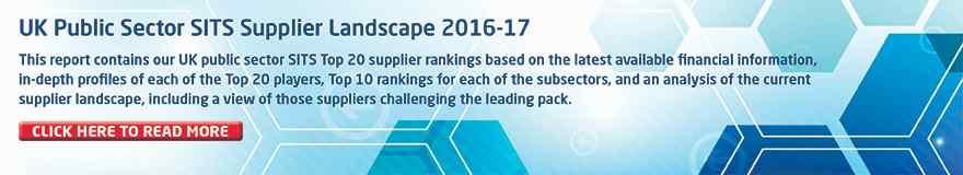 PSV_UK Public Sector SITS Supplier Landscape Report 2016-17